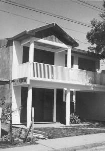 """""""La Casa"""": Primer lugar de reuniones"""